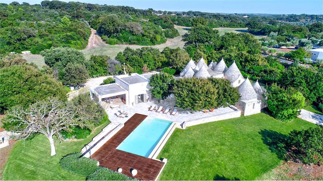 Trulli Moncada Villa  with pool