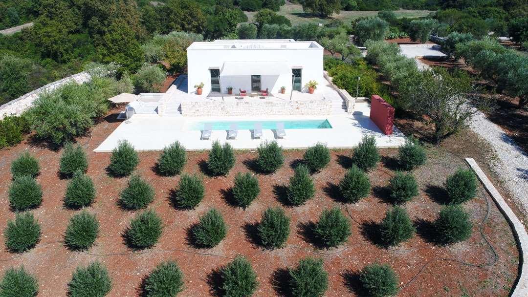 Villa Lamia Alta