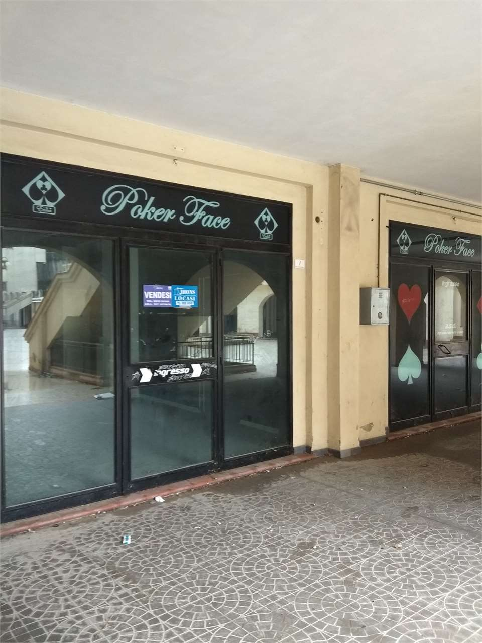 LOCALE COMMERCIALE ENNA DUE