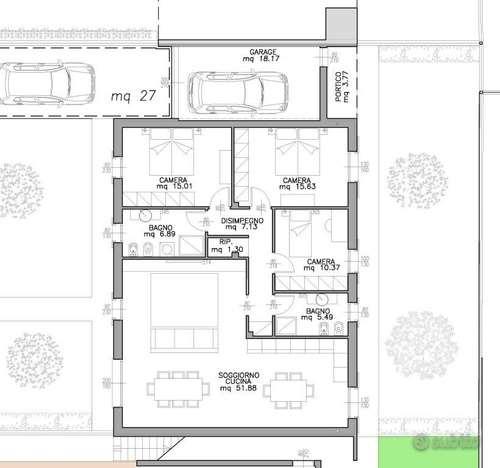 Appartamento in vendita a Martellago, 9999 locali, prezzo € 285.000 | CambioCasa.it