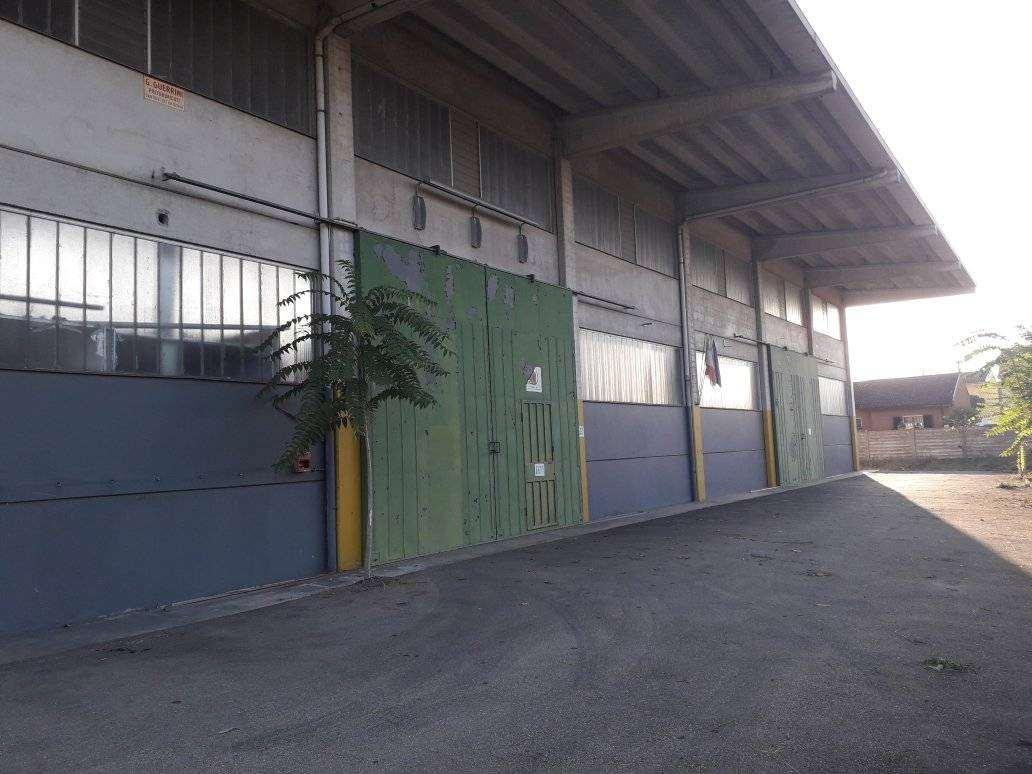 Capannone in affitto a Alessandria, 2 locali, zona a Parodi, prezzo € 1.270 | PortaleAgenzieImmobiliari.it
