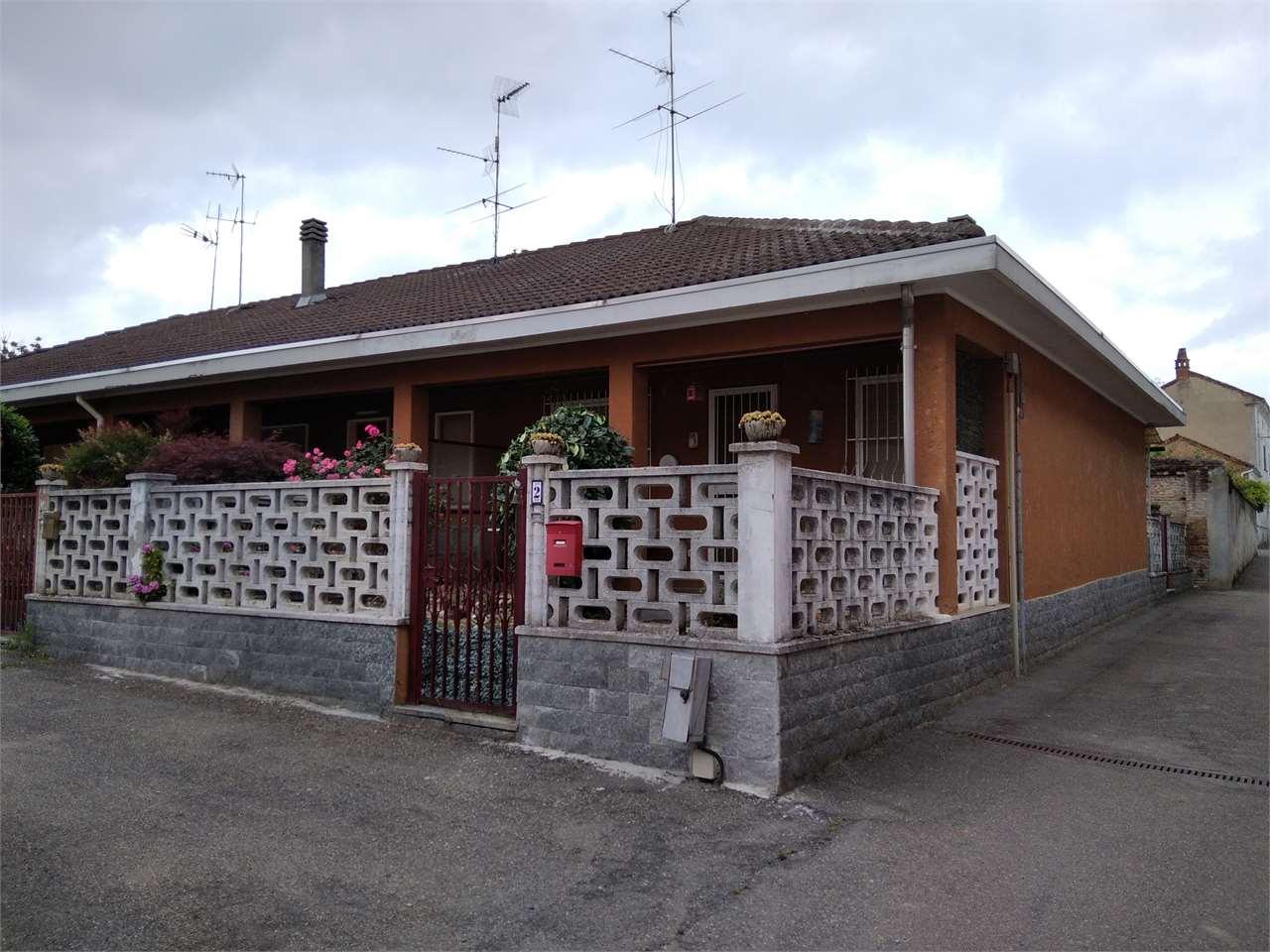 Villa a Schiera in vendita a Rivarone, 2 locali, prezzo € 68.000 | PortaleAgenzieImmobiliari.it