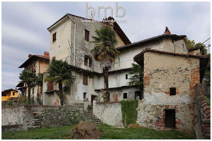 Soluzione Indipendente in vendita a Azeglio, 13 locali, prezzo € 85.000 | CambioCasa.it
