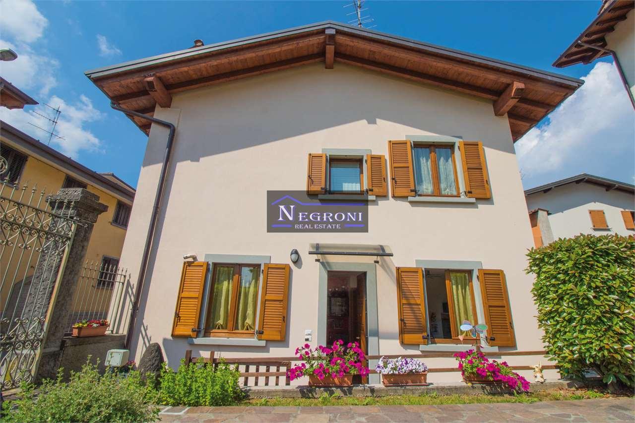 Vendita Porzione di casa Casa/Villa Clusone via fiorine 132 267980