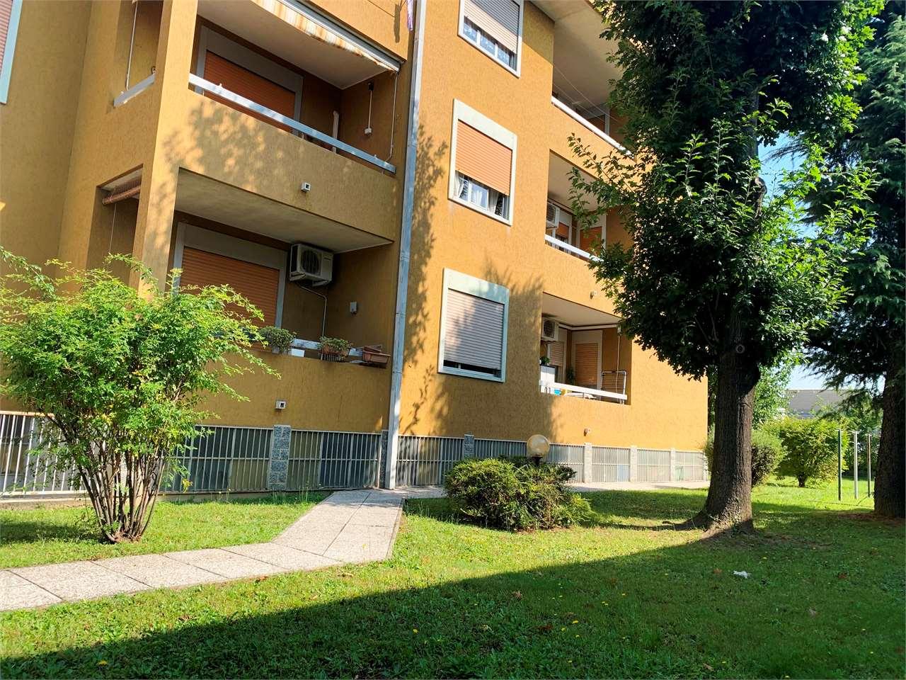 Vendita Trilocale Appartamento Lazzate via G. di Vittorio 6 232062