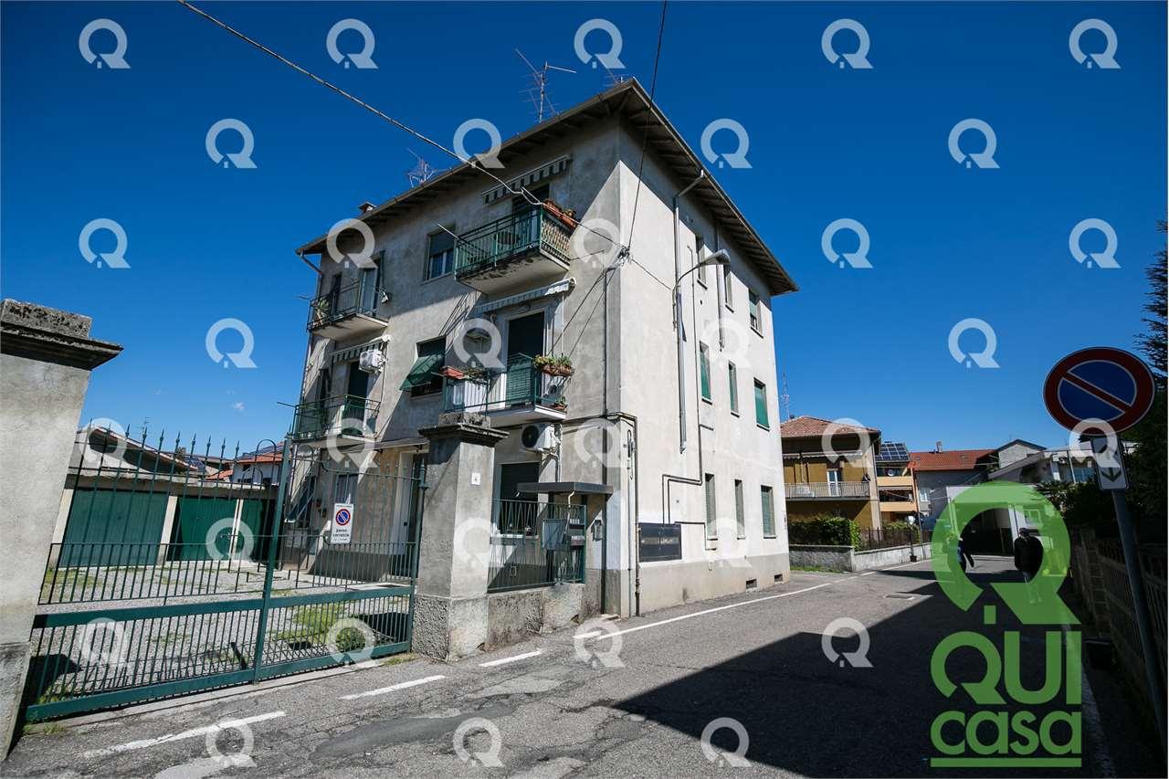 Vendita Trilocale Appartamento Lomazzo 190241