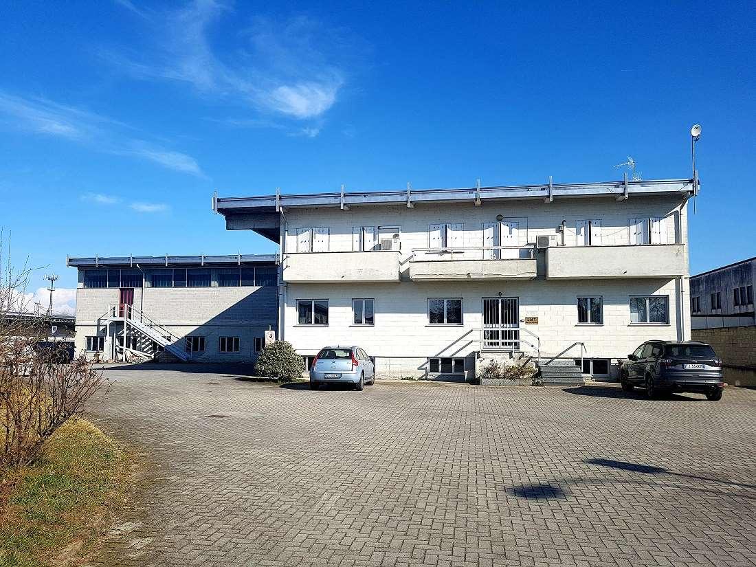 Vendita Capannone Commerciale/Industriale Cilavegna Viale Industria  166212