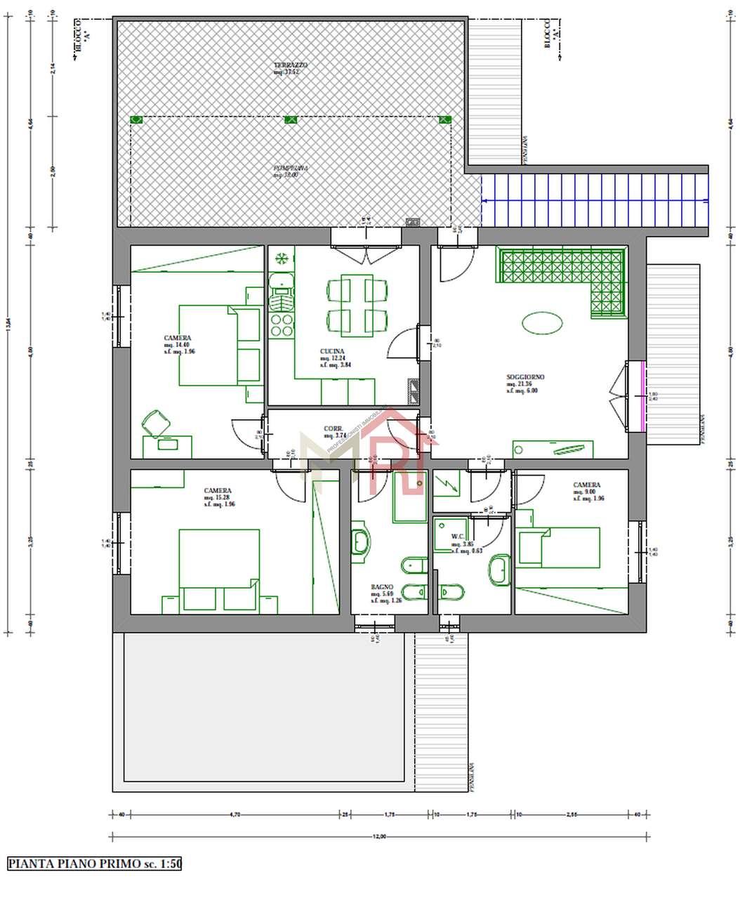 Appartamento in vendita a Mareno di Piave, 9999 locali, prezzo € 240.000   PortaleAgenzieImmobiliari.it