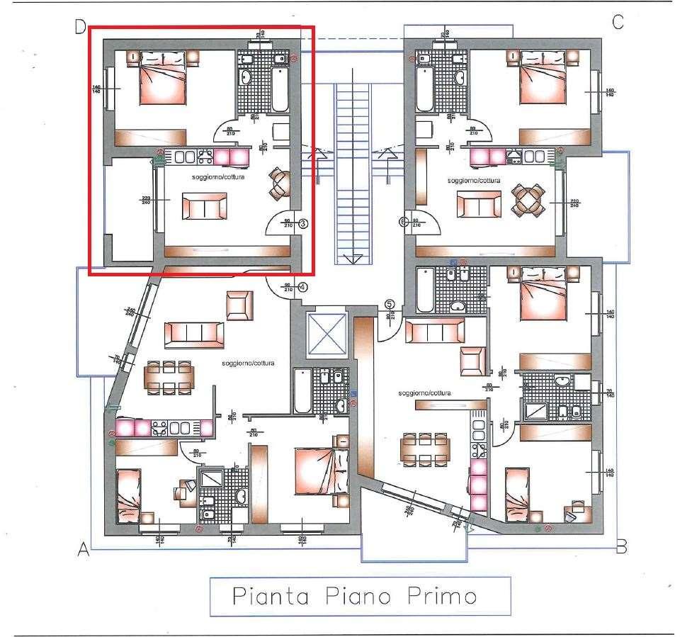 Appartamento Mariano Comense V000196