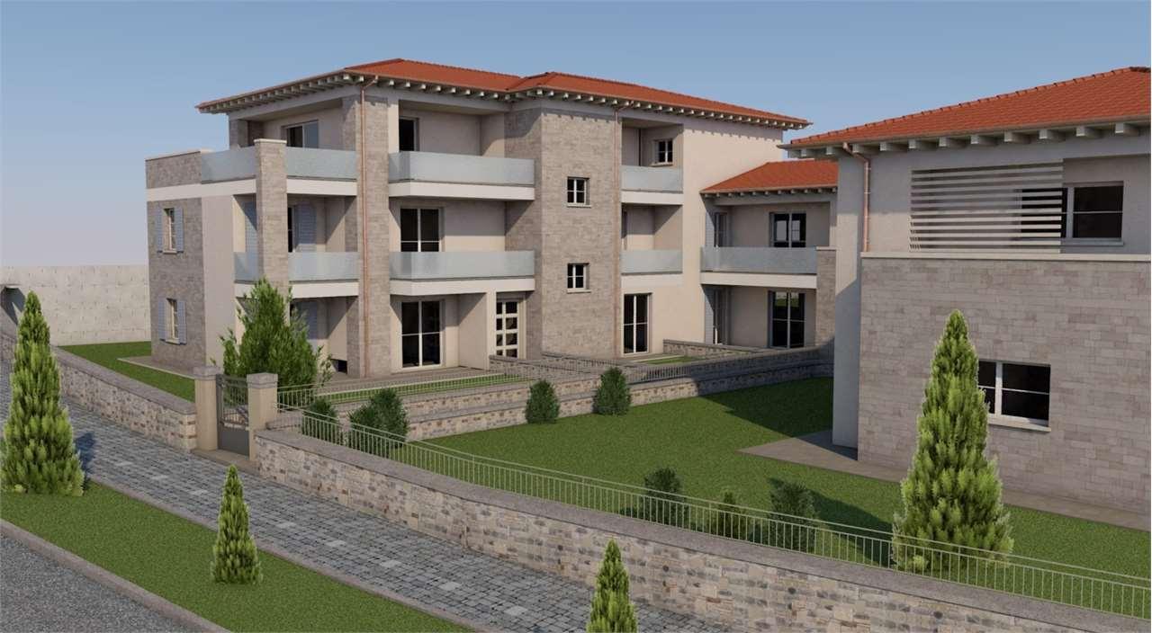 Appartamento in vendita a Erbusco, 4 locali, prezzo € 275.000 | CambioCasa.it