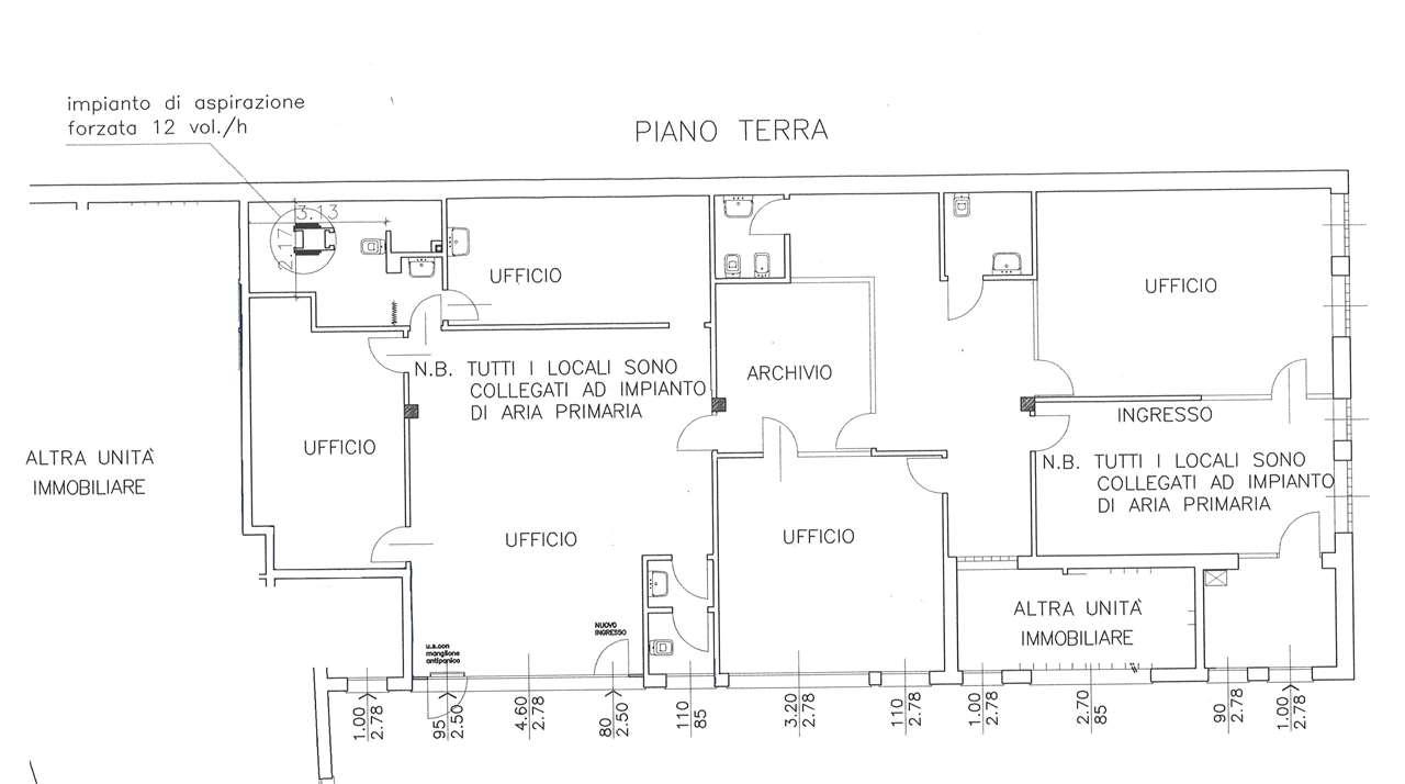 Ufficio / Studio in vendita a Varese, 7 locali, zona Zona: Centro, prezzo € 364.000 | CambioCasa.it