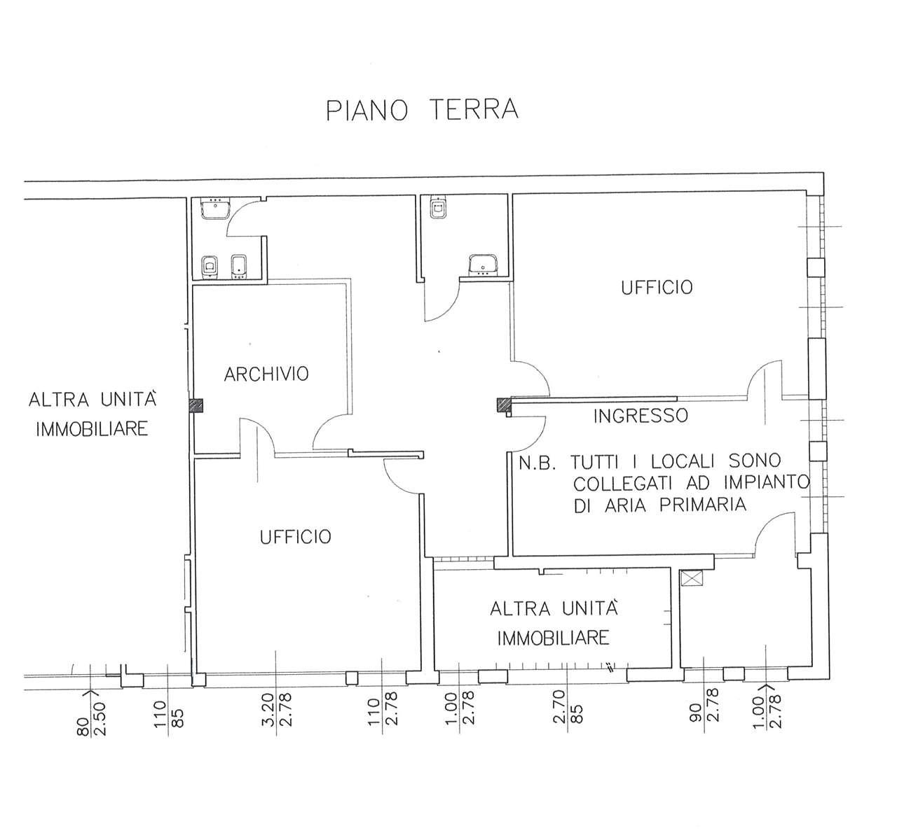Ufficio / Studio in vendita a Varese, 4 locali, zona Zona: Centro, prezzo € 210.000 | CambioCasa.it