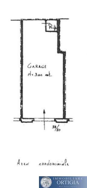 Box / Garage in vendita a Siracusa, 1 locali, zona Zona: Scala Greca, prezzo € 56.000 | CambioCasa.it
