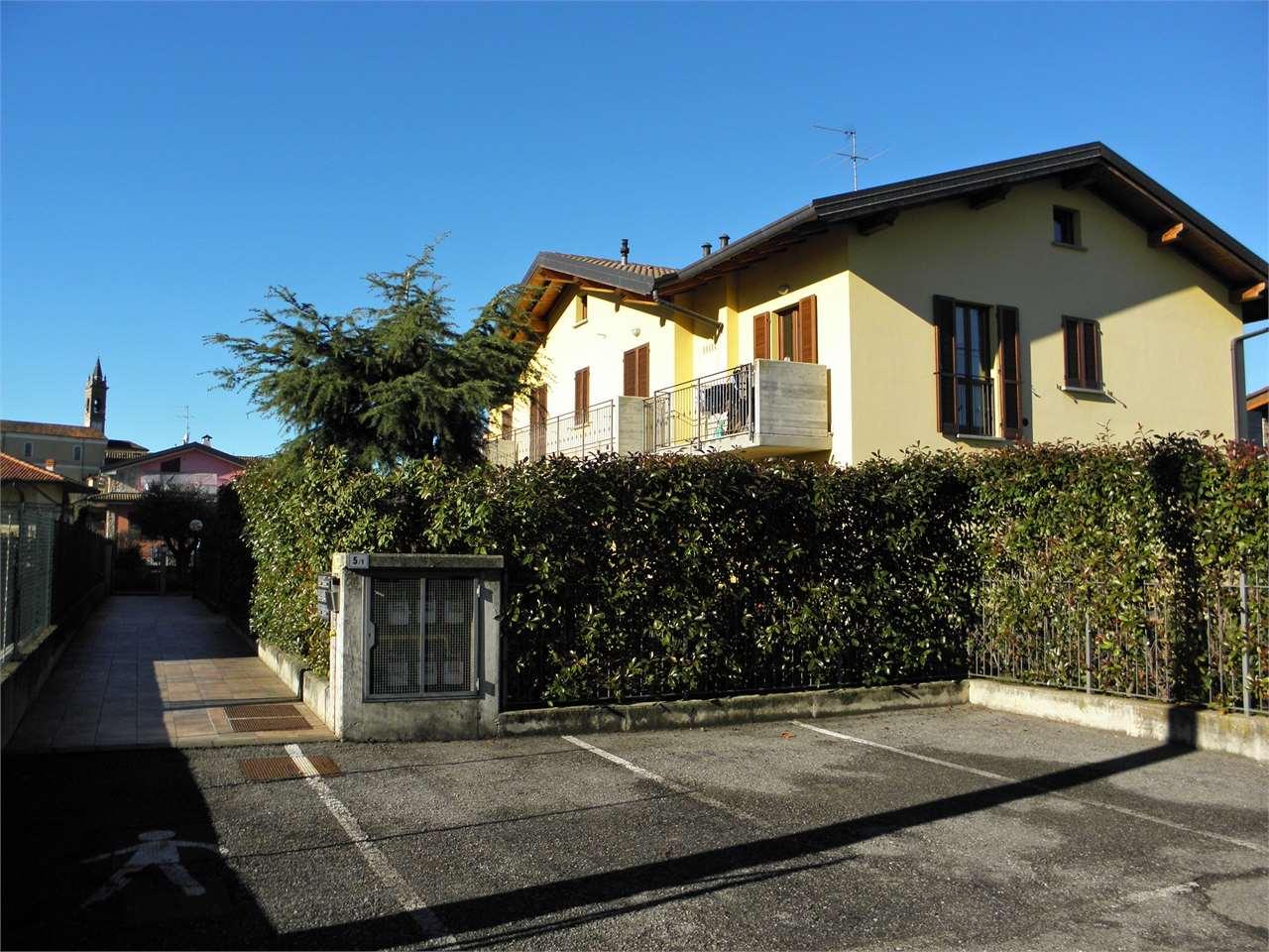Appartamento in vendita a Filago, 2 locali, prezzo € 59.000 | CambioCasa.it