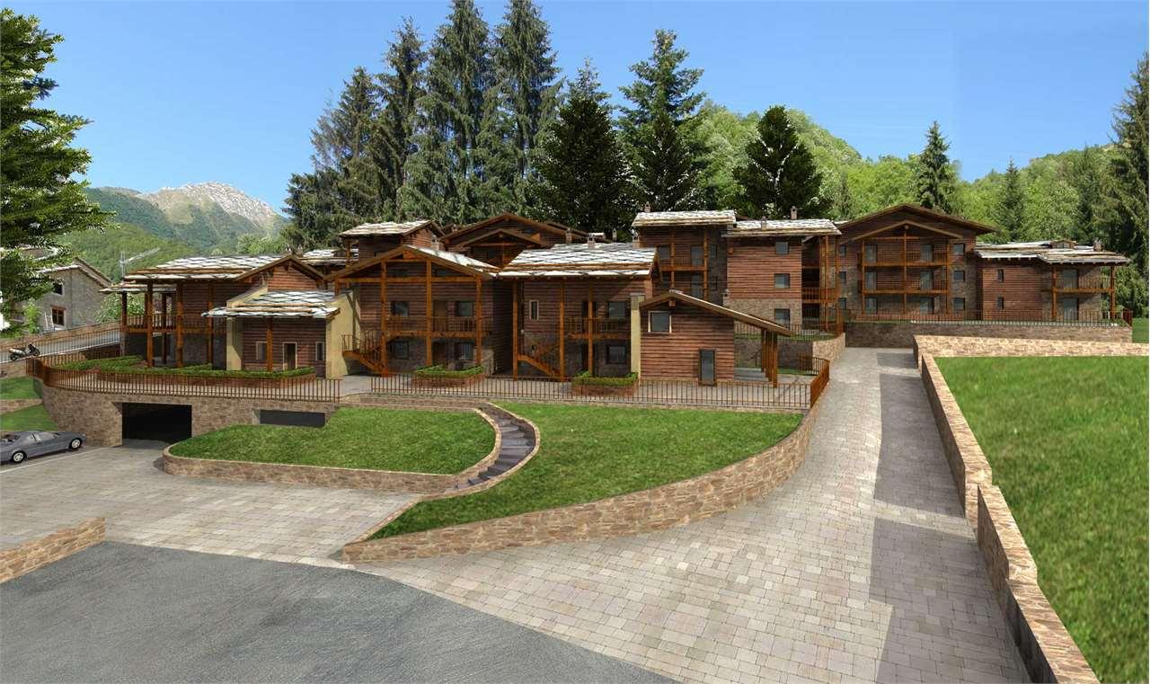 Appartamento in vendita a Limone Piemonte, 3 locali, zona Località: fantino, prezzo € 244.000 | CambioCasa.it