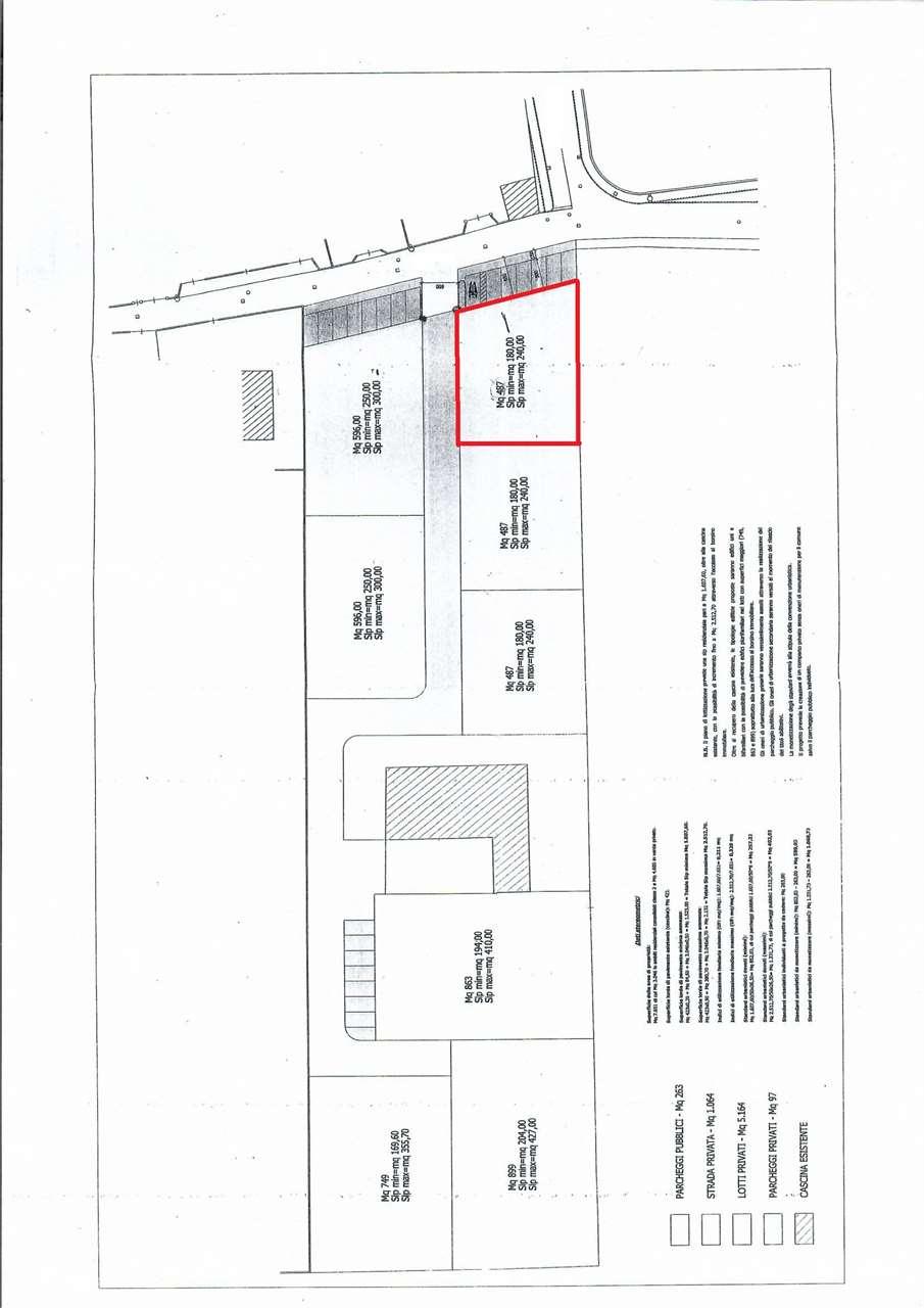 Vendita Terreno edificabile Terreno Cazzago San Martino 66363
