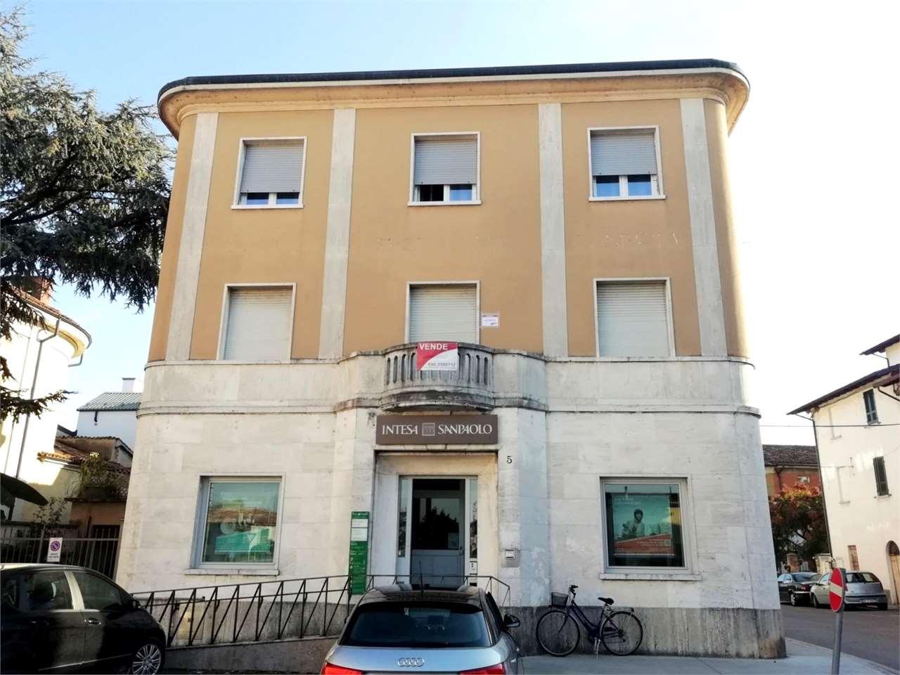 Ufficio / Studio in vendita a Gambara, 5 locali, prezzo € 115.000 | CambioCasa.it