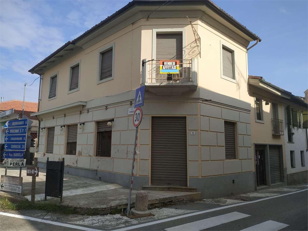 Negozio / Locale in vendita a Castelnuovo Don Bosco, 10 locali, prezzo € 209.000 | CambioCasa.it