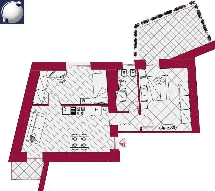 Vendita Trilocale Appartamento Lurago d'Erba 145336