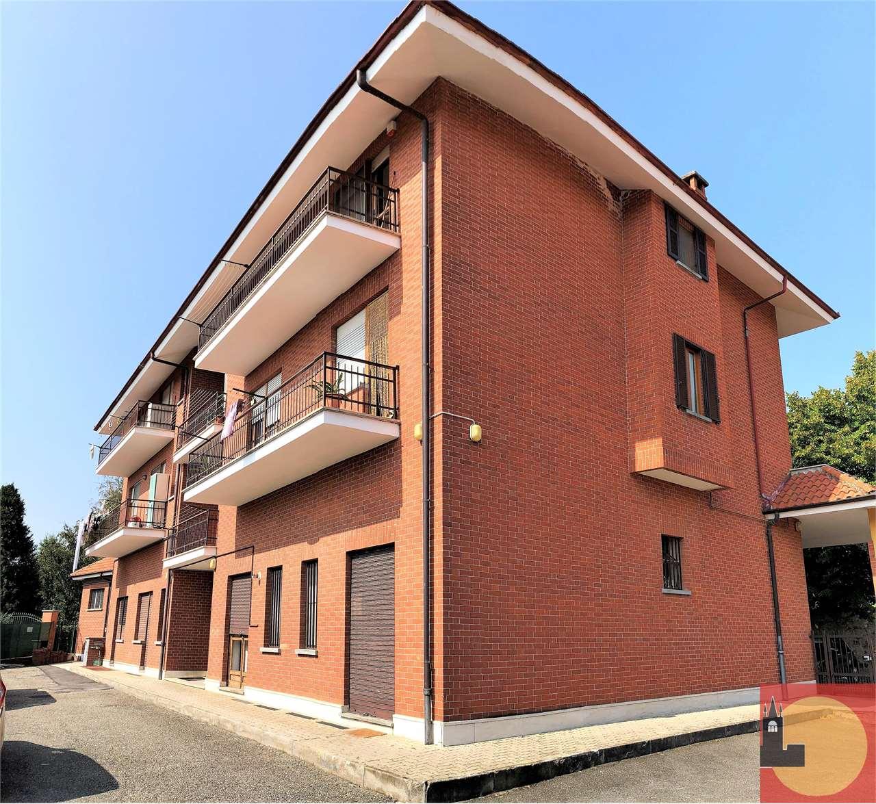 Appartamento in vendita a Villarbasse, 4 locali, prezzo € 180.000 | PortaleAgenzieImmobiliari.it