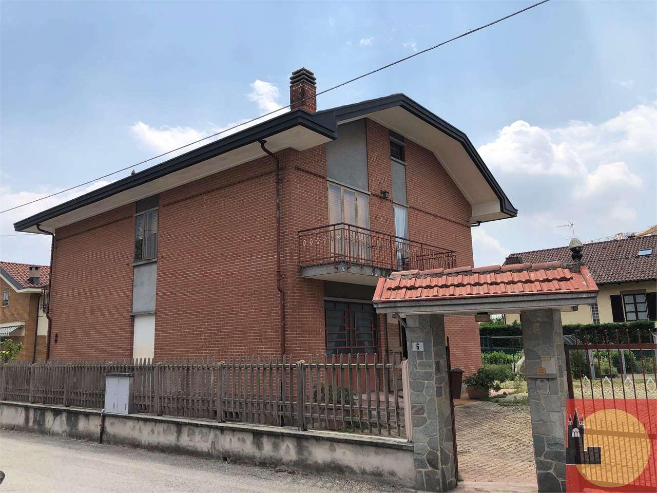 Villa Bifamiliare in vendita a Villarbasse, 4 locali, prezzo € 225.000 | PortaleAgenzieImmobiliari.it
