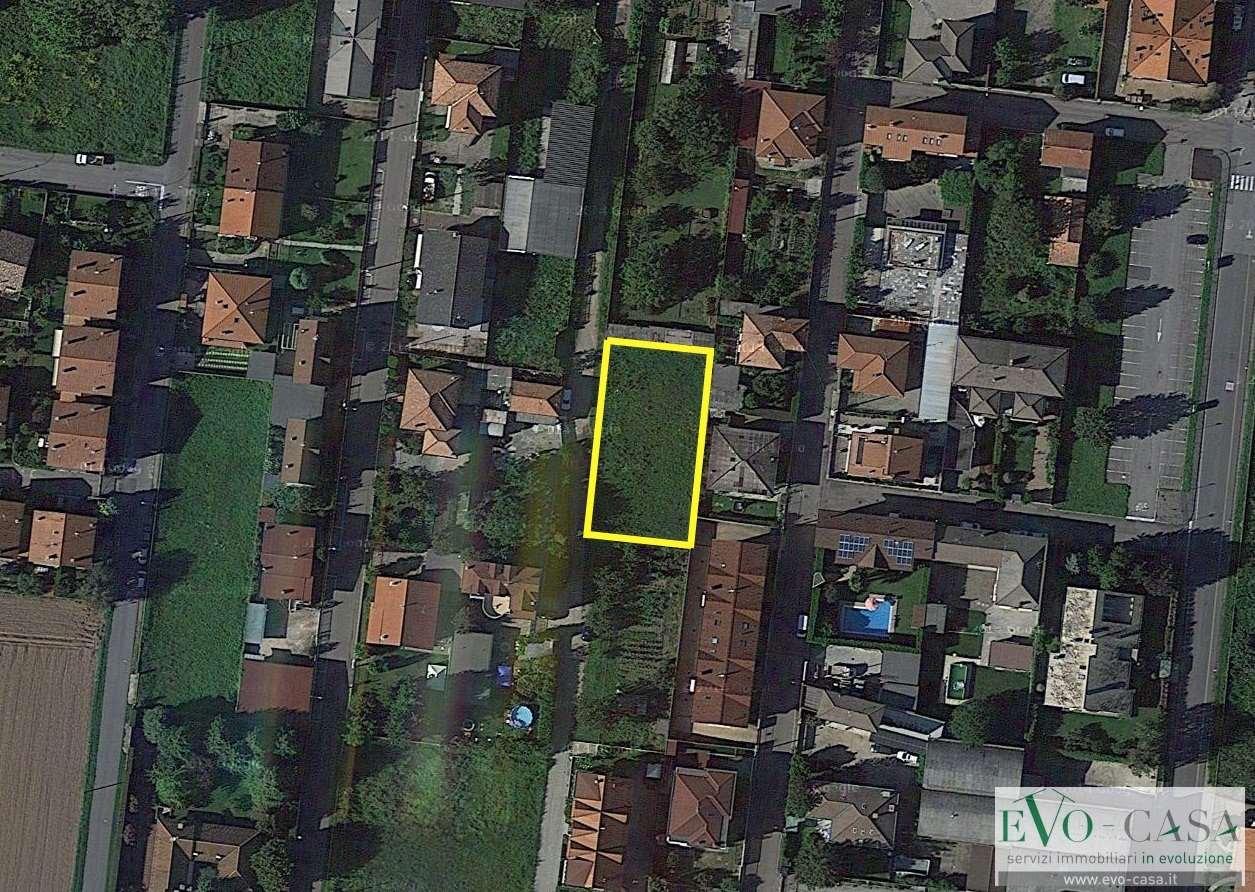 Vendita Terreno edificabile Terreno Magnago via Plebisciti  232833