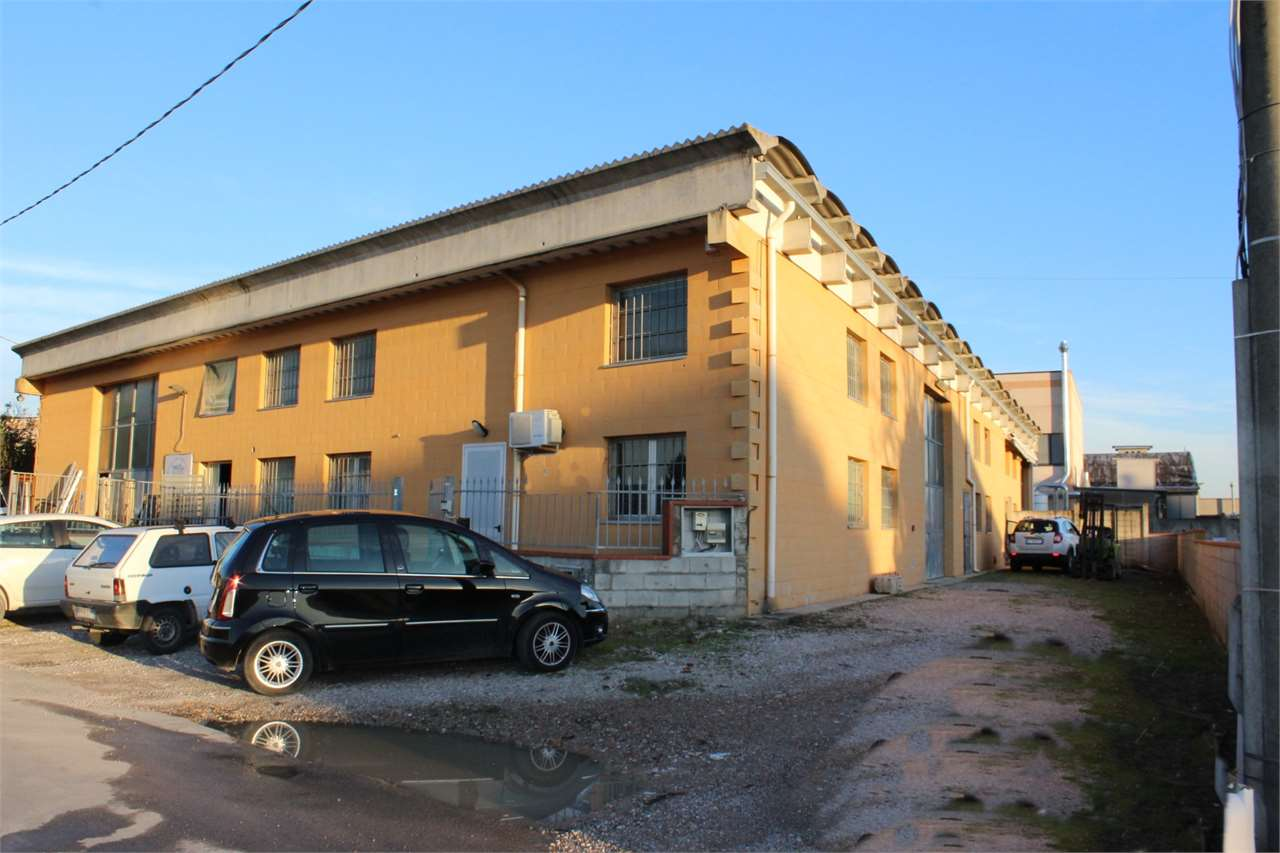 venditaCapannone LogisticoCalcinaia