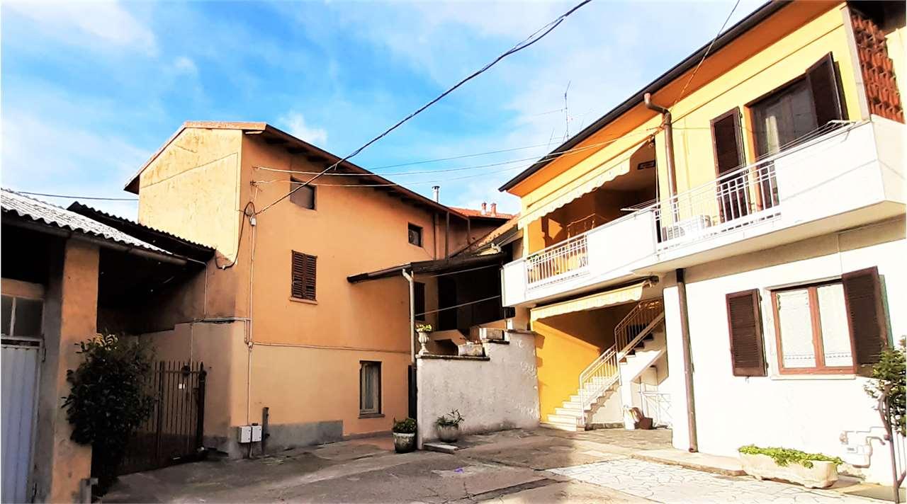 Vendita Bilocale Appartamento Cislago via Umberto I° 25 241228