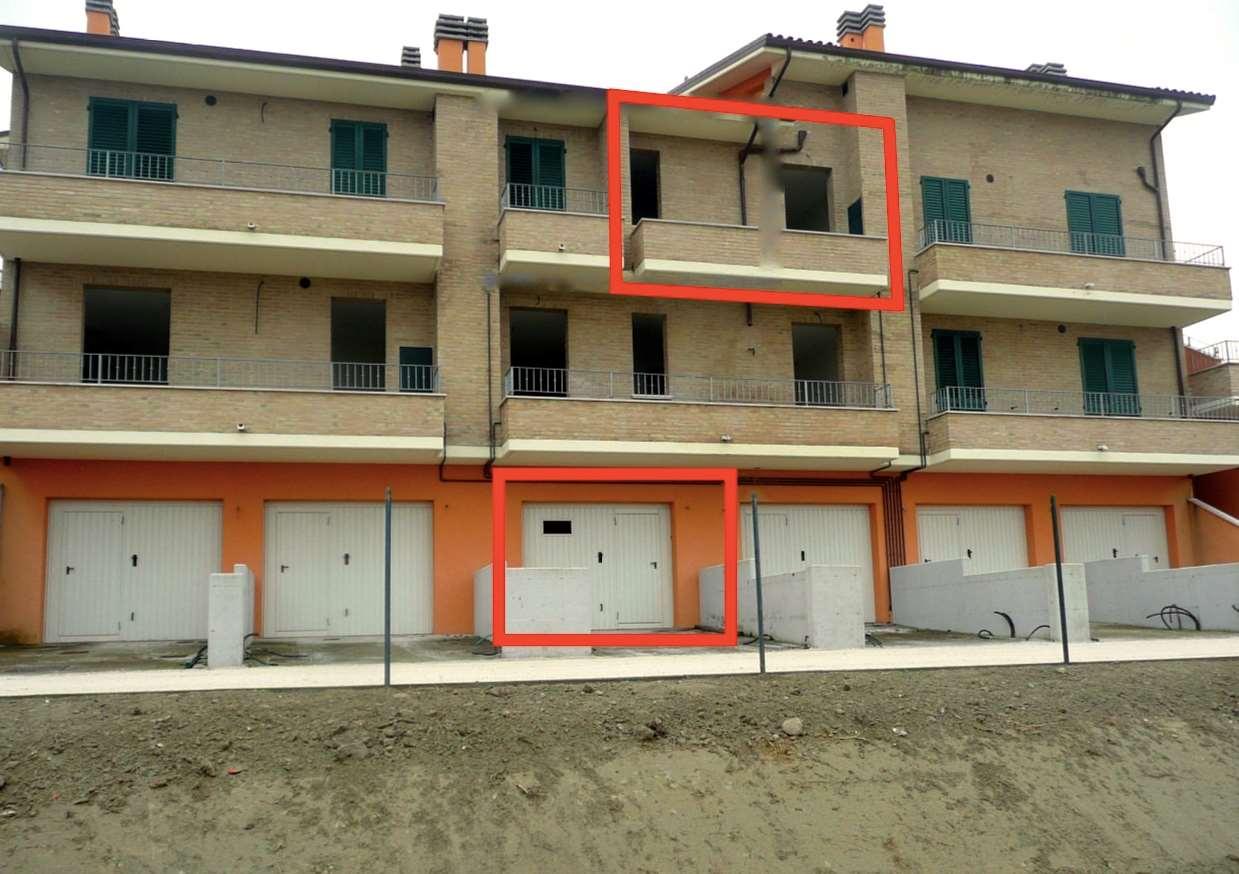 Vendita 2 locali in V a San Costanzo
