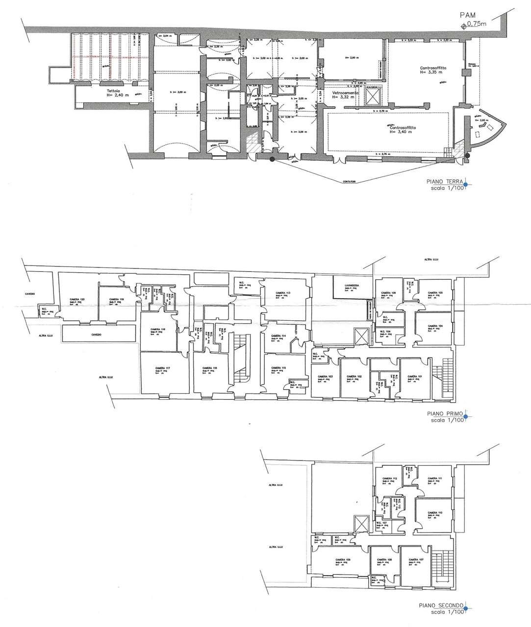Palazzo / Stabile in vendita a Finale Ligure, 30 locali, Trattative riservate | PortaleAgenzieImmobiliari.it