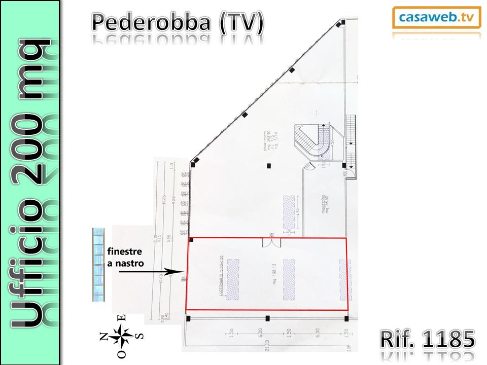 Ufficio Pederobba 1185