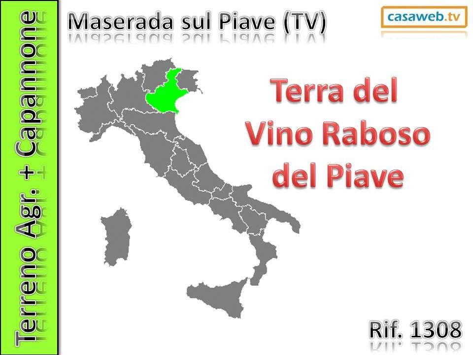 Terreno Agricolo in vendita a Maserada sul Piave, 9999 locali, prezzo € 249.000 | CambioCasa.it