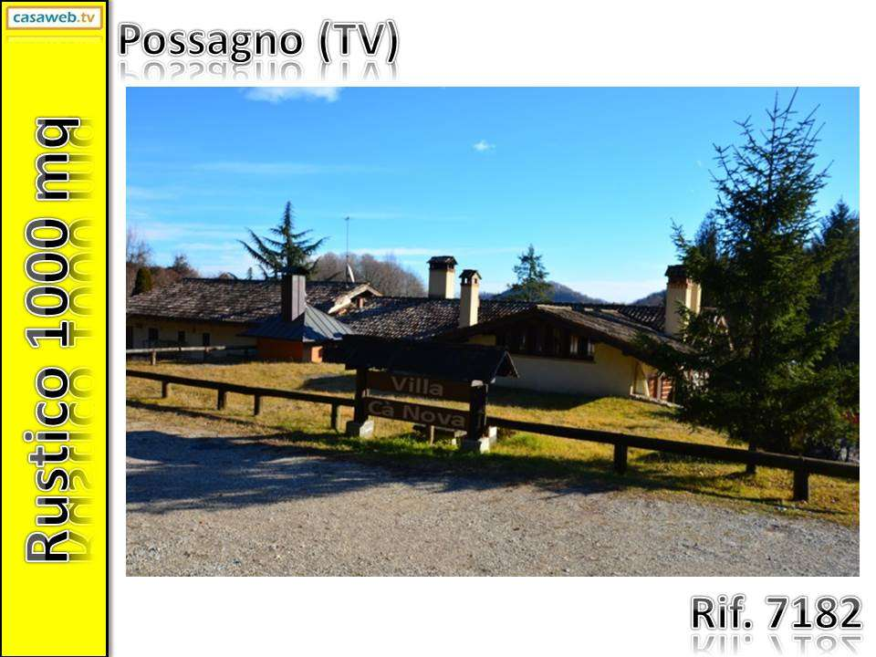 Rustico / Casale in Vendita a Possagno