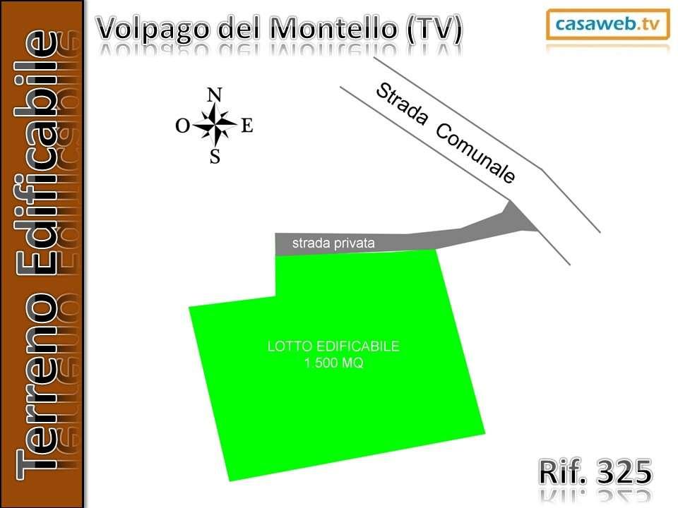 Vendita Terreno edificabile Volpago del Montello