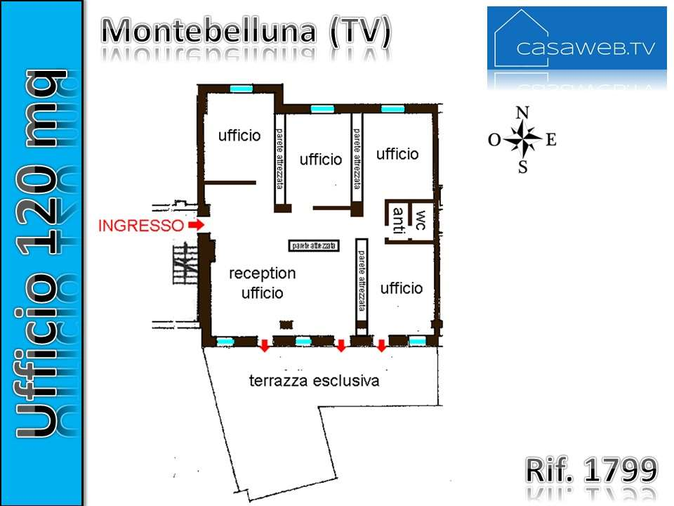 Ufficio Montebelluna 1799