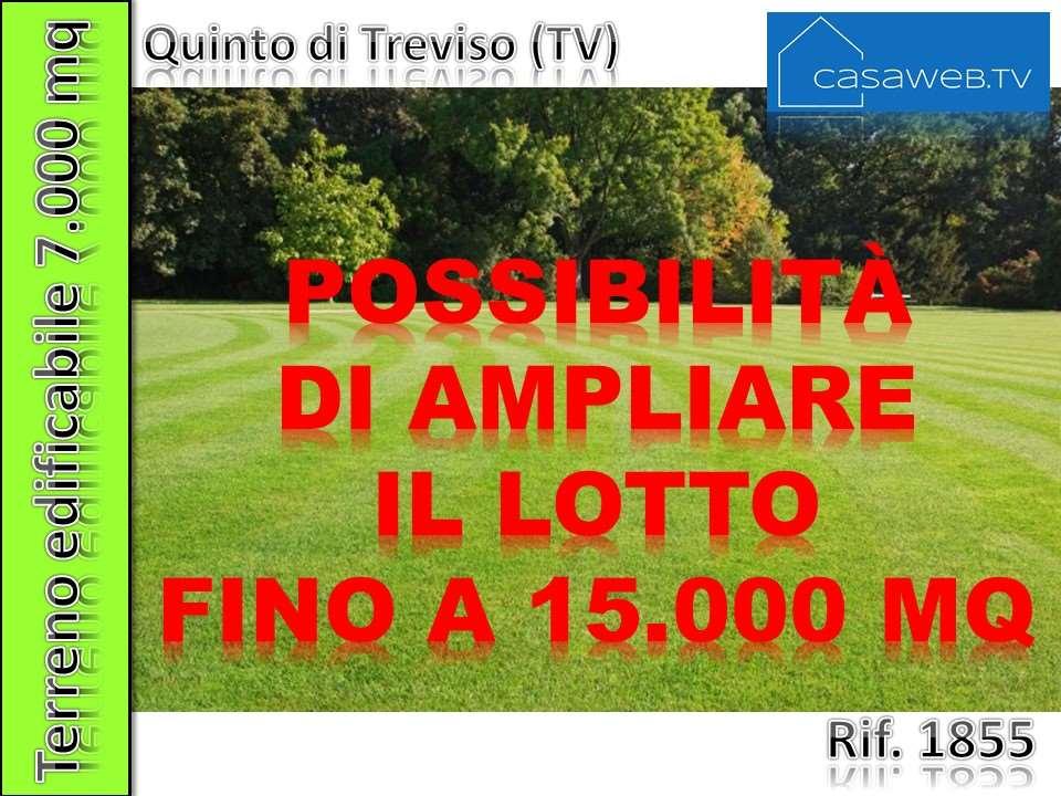 Vendita Terreno edificabile Quinto di Treviso