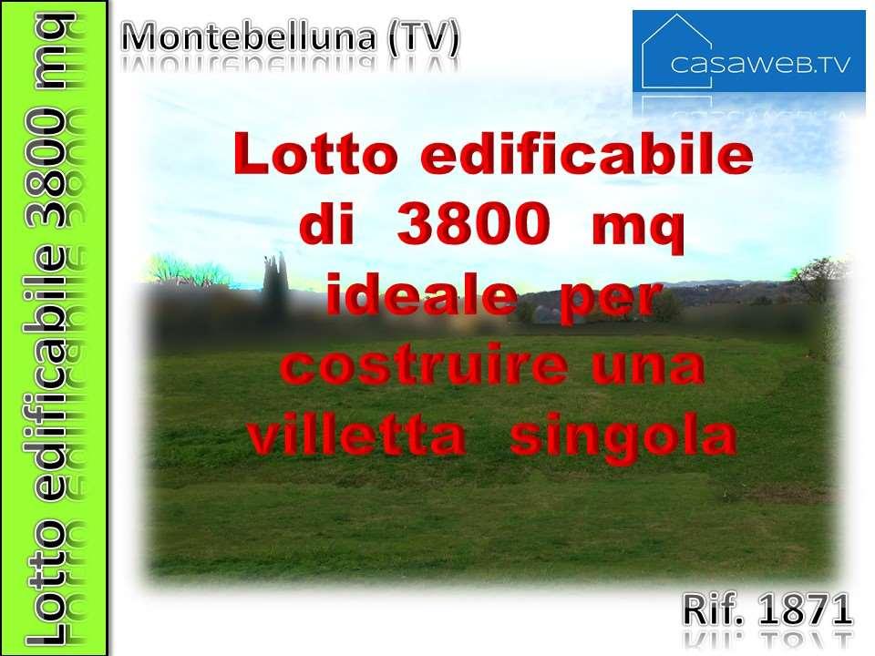 Terreno edificabile in Vendita Montebelluna