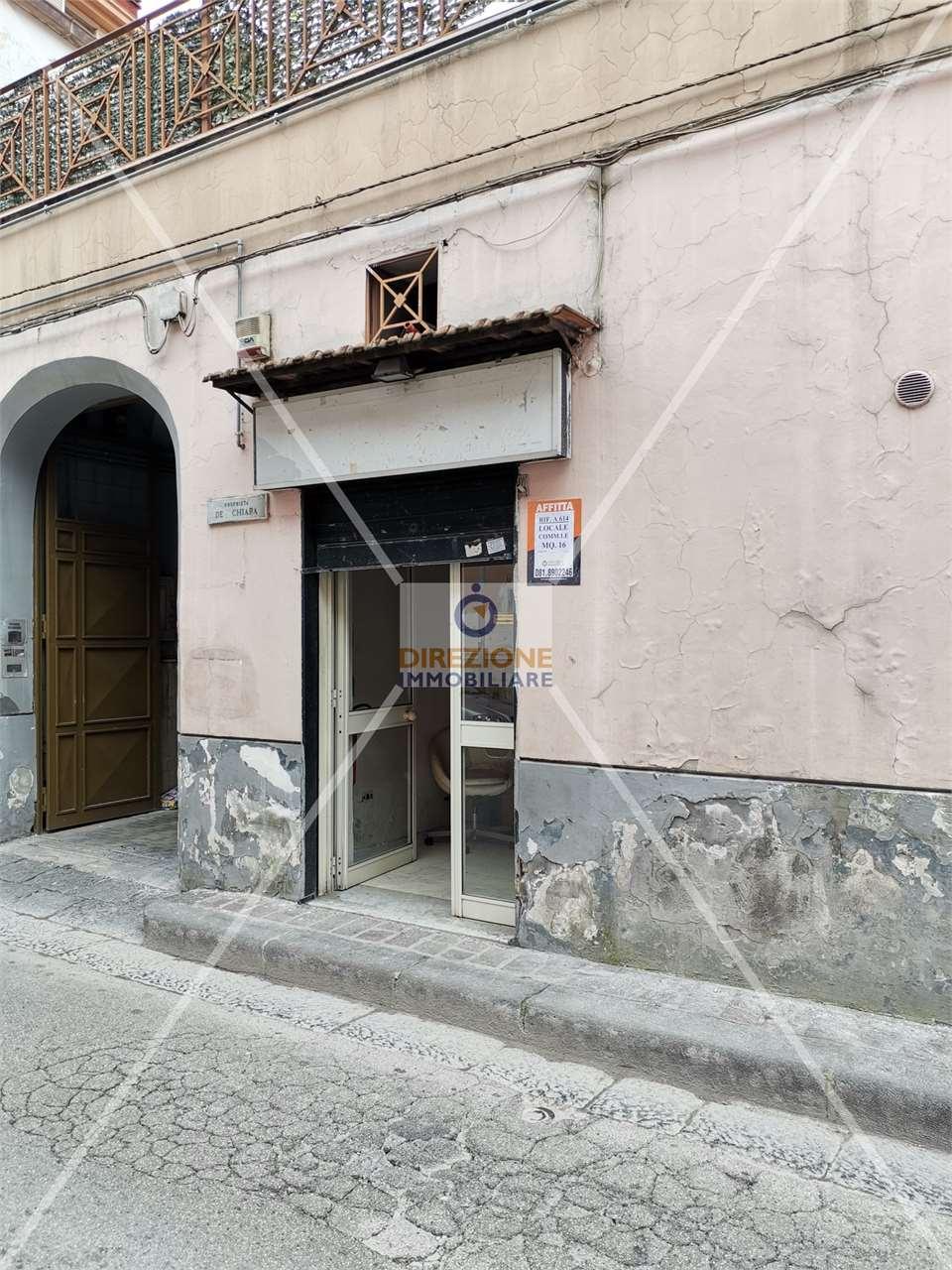 Negozio / Locale in affitto a Aversa, 1 locali, zona Località: CENTRO STORICO, prezzo € 300 | CambioCasa.it