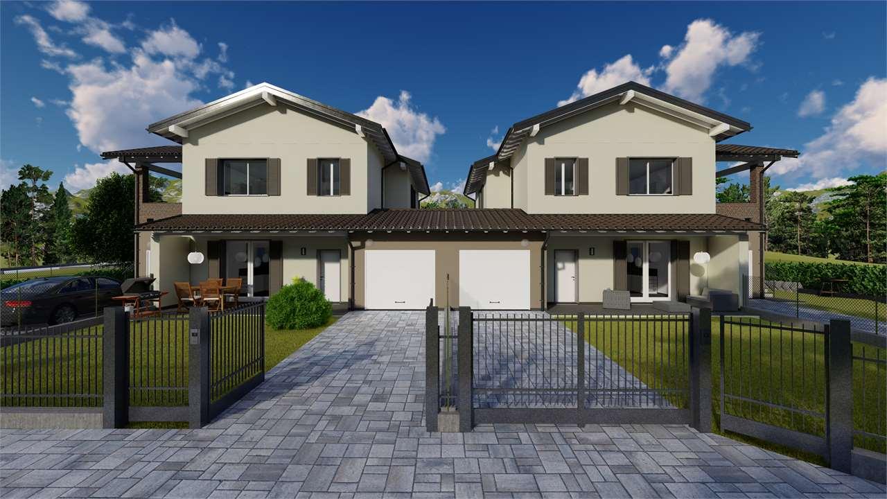 Appartamento in vendita a Brebbia, 4 locali, prezzo € 227.000 | CambioCasa.it