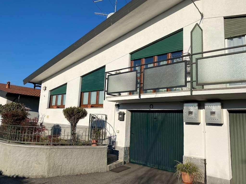 Vendita Villetta Bifamiliare Casa/Villa Cocquio-Trevisago via intelo 49 227513