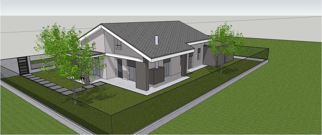 Villa in vendita a Casale Litta, 3 locali, prezzo € 295.000 | PortaleAgenzieImmobiliari.it