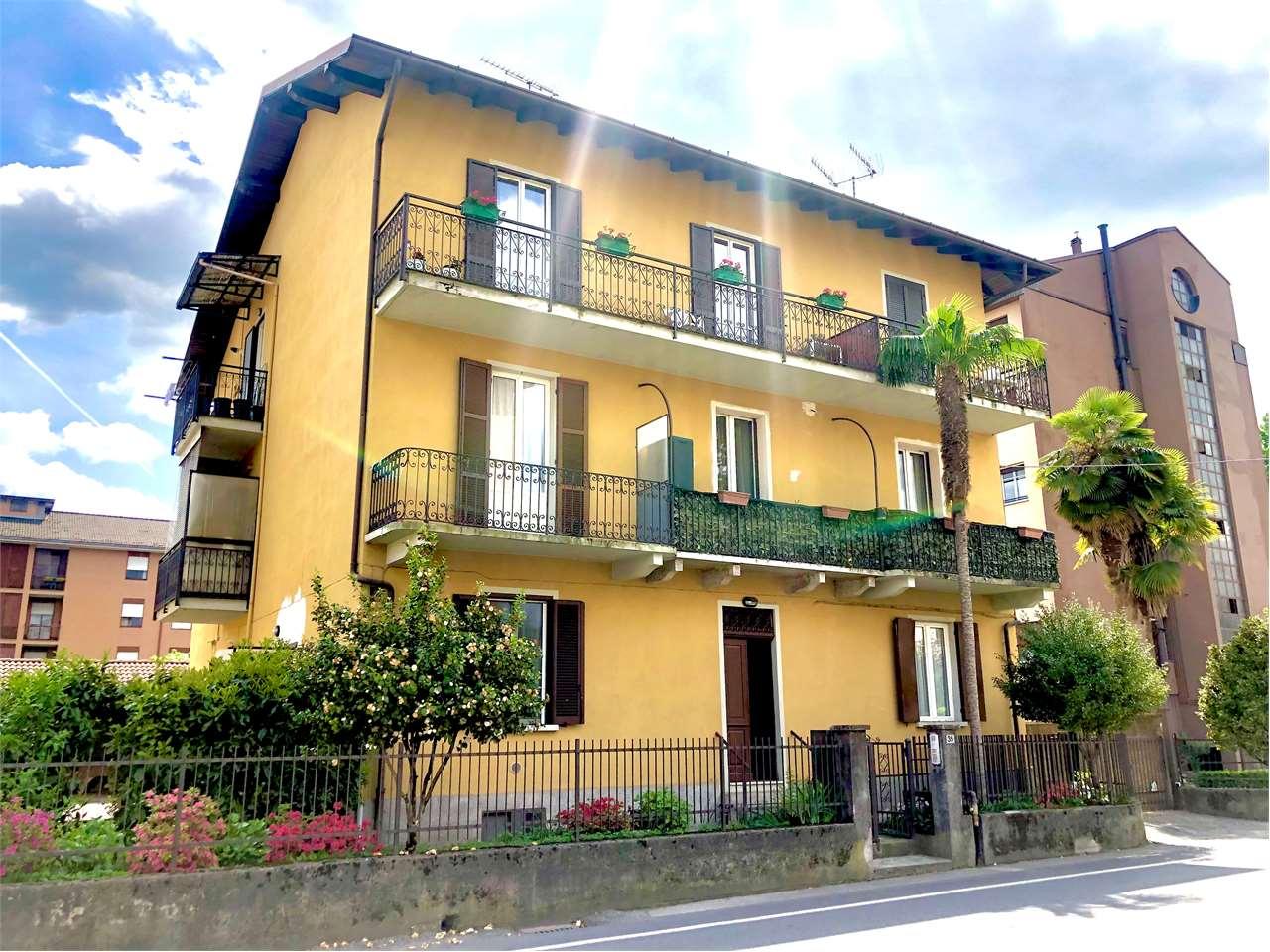 Appartamento in vendita a Arona, 5 locali, prezzo € 155.000   CambioCasa.it