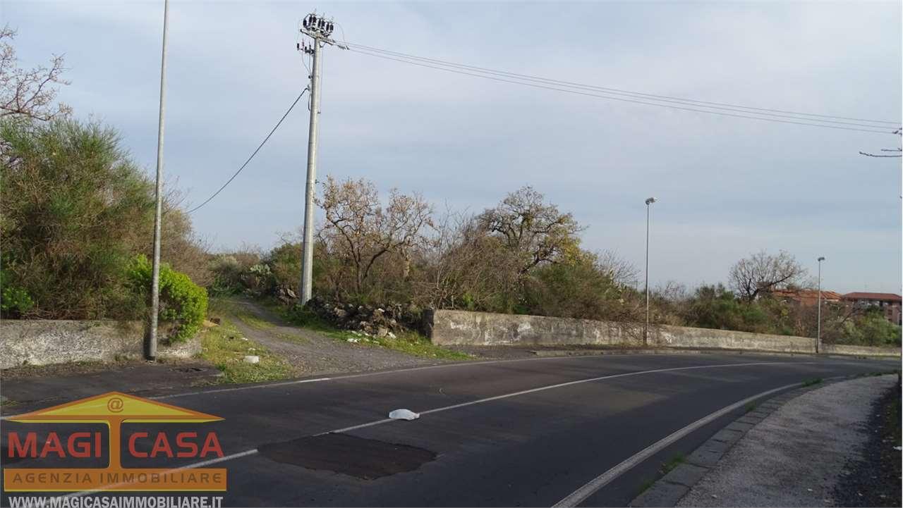 Terreno Agricolo in vendita a Camporotondo Etneo, 9999 locali, prezzo € 110.000 | CambioCasa.it