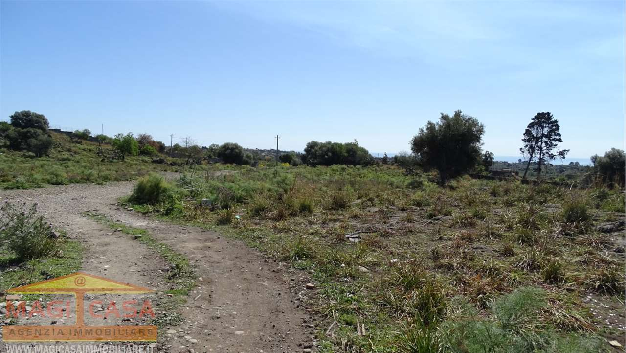 Terreno Agricolo in vendita a Camporotondo Etneo, 9999 locali, prezzo € 75.000 | CambioCasa.it