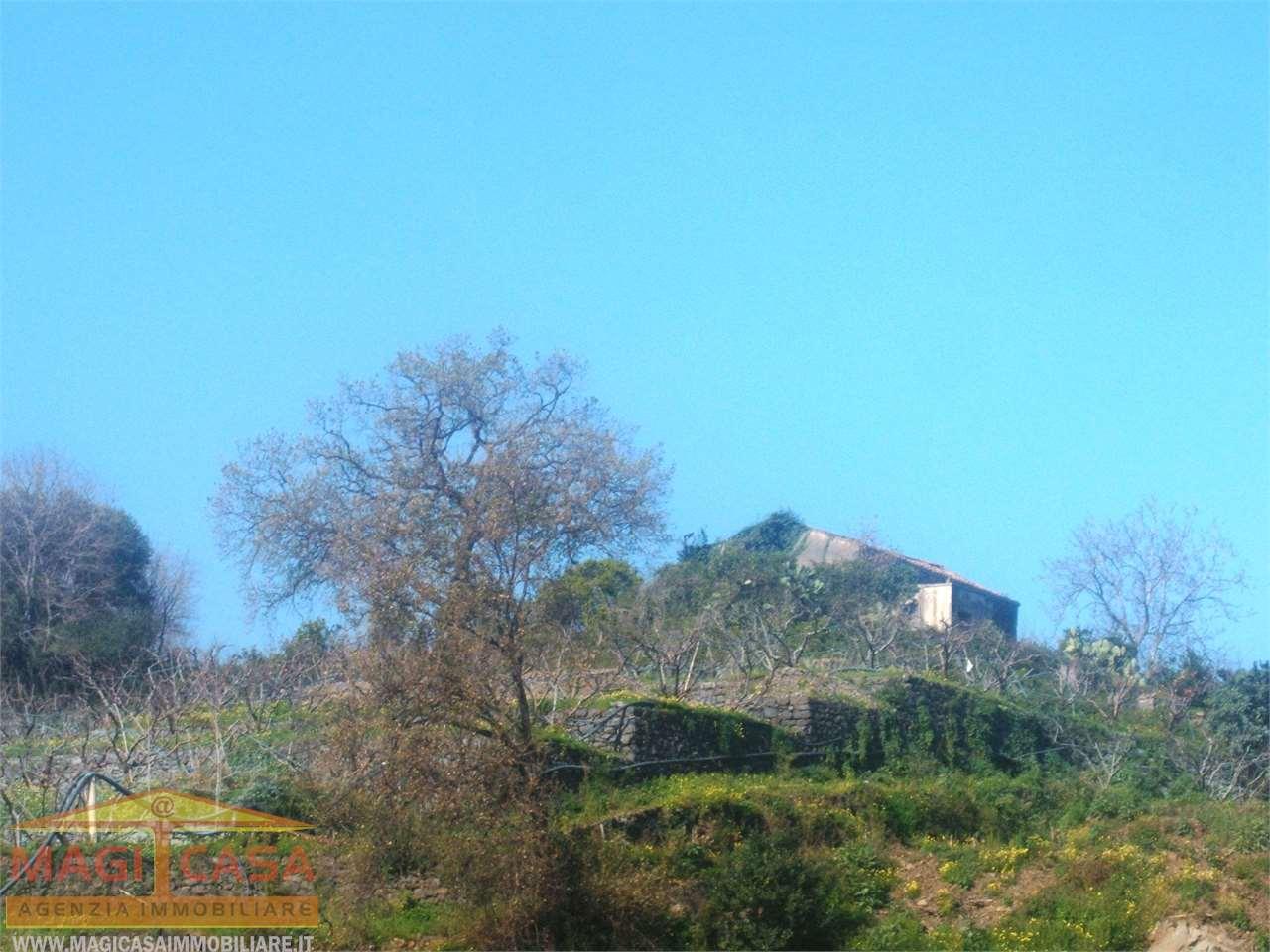 Rustico/Casale/Corte Fiumefreddo di Sicilia 156