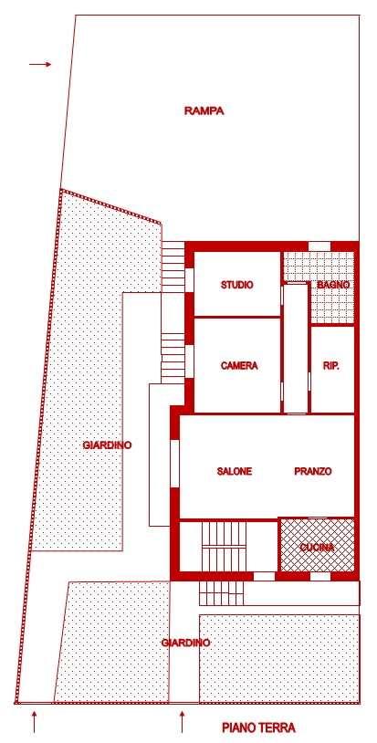 Villa o villino Modena RM8209