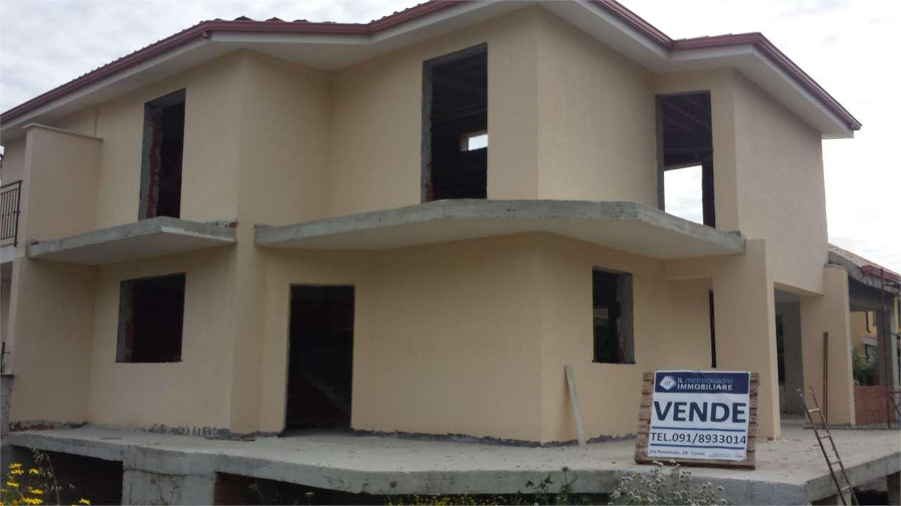 vendita villa carini   240000 euro  240 mq