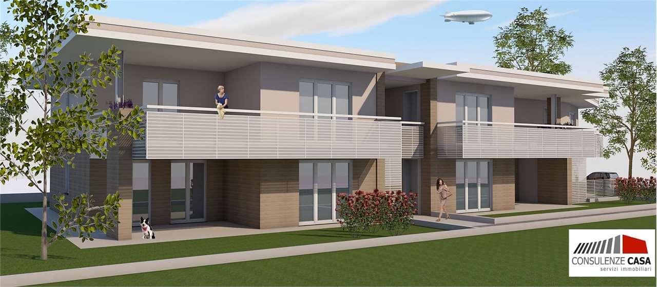 Appartamento in vendita a Zanica, 4 locali, prezzo € 325.000 | CambioCasa.it