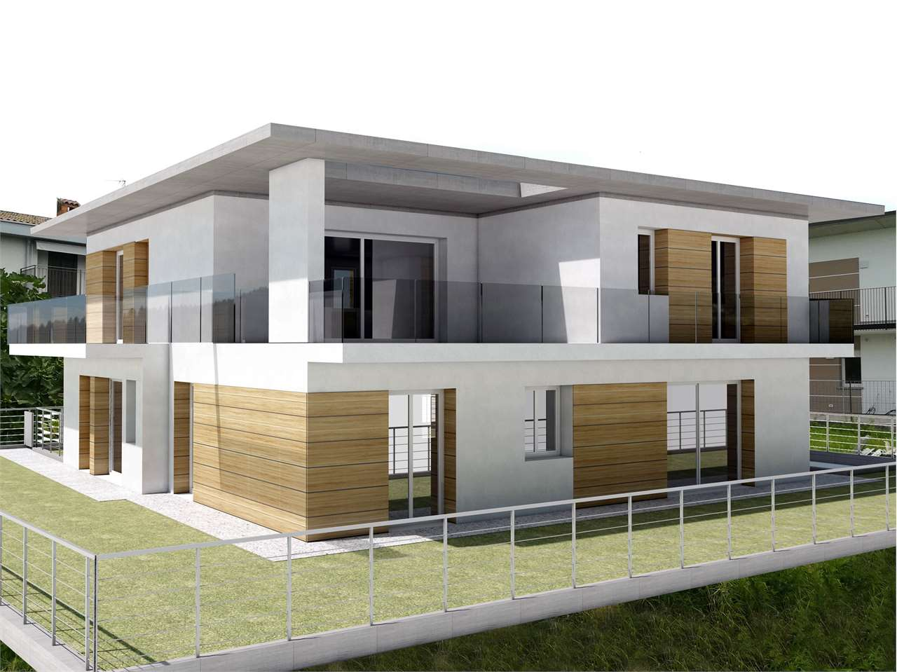Appartamento in vendita a Seriate, 3 locali, prezzo € 271.000 | CambioCasa.it
