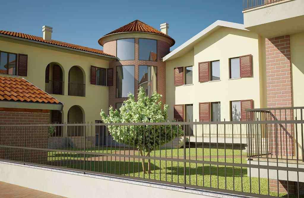 Appartamento in Vendita a Certosa di Pavia